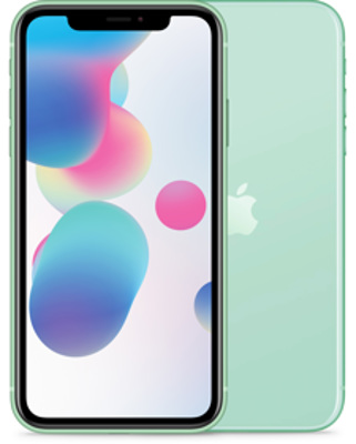 Apple iPhone 11 256GB grün Produktbild