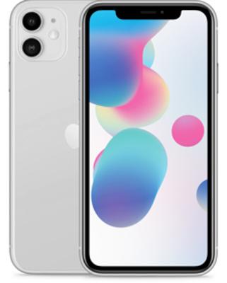 Apple iPhone 11 256GB weiß Produktbild