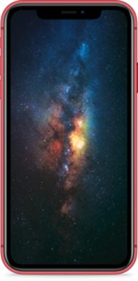 Apple iPhone XR 128GB rot Produktbild