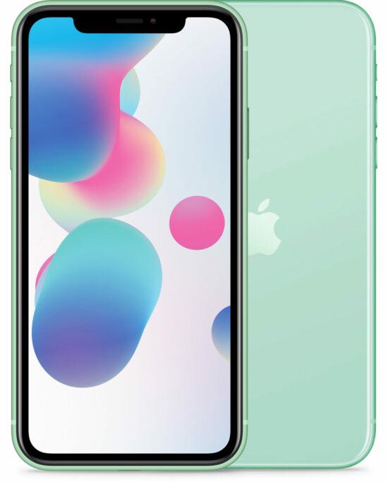 Apple iPhone 11 128GB grün Produktbild