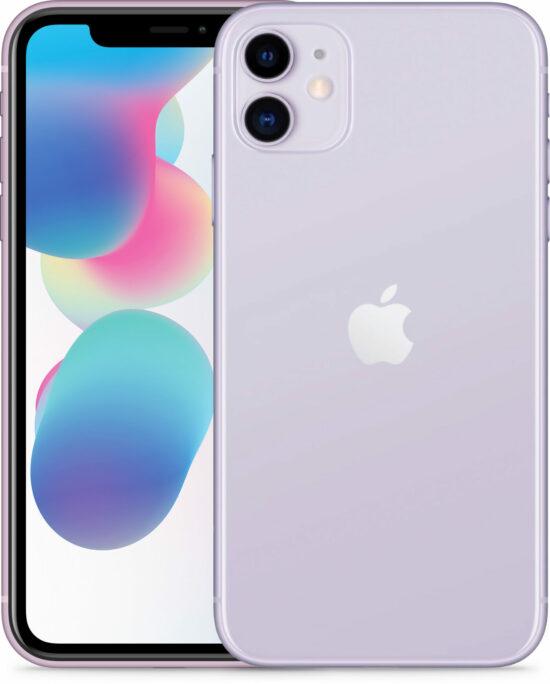 Apple iPhone 11 256GB violett Produktbild