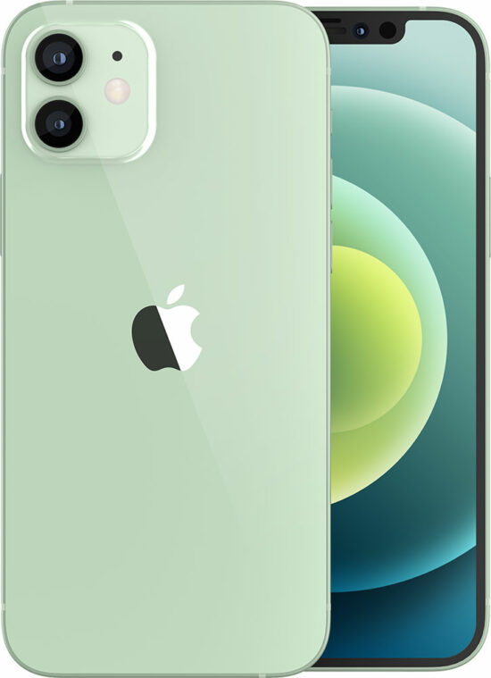 Apple iPhone 12 mini 128GB grün Produktbild