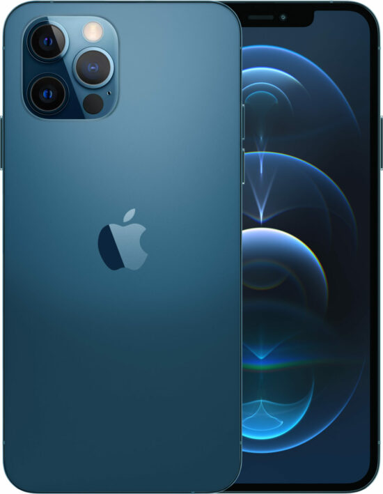 Apple iPhone 12 Pro 128GB pazifikblau Produktbild