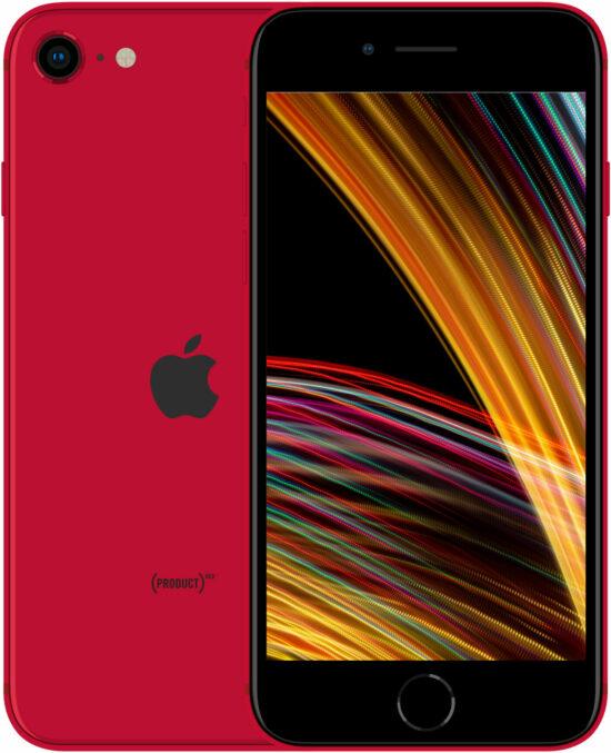 Apple iPhone SE 2 Dual SIM 256GB rot Produktbild