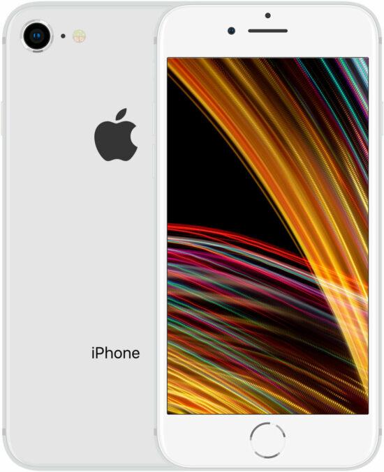 Apple iPhone SE 2 Dual SIM 128GB weiß Produktbild