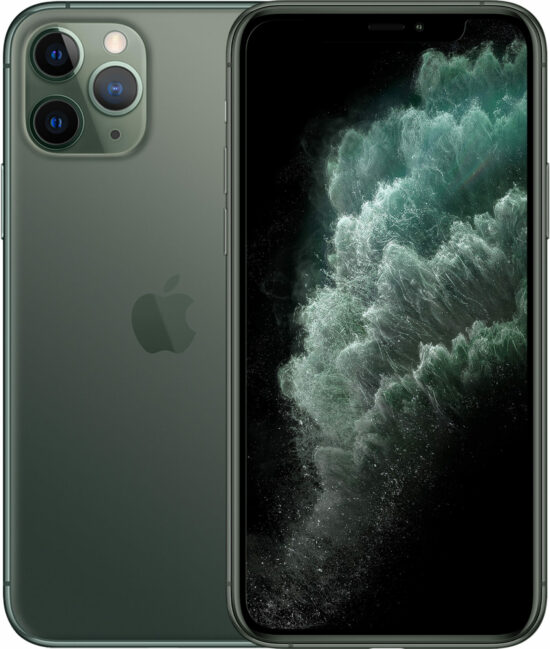 Apple iPhone 11 Pro Max 256GB nachtgrün Produktbild