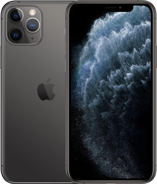 Apple iPhone 11 Pro Max 64GB space grau Produktbild
