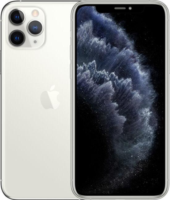 Apple iPhone 11 Pro 64GB silber Produktbild